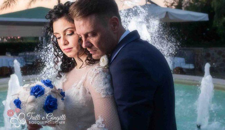 Il matrimonio a tema mare di Alessandra Sara e Vincenzo