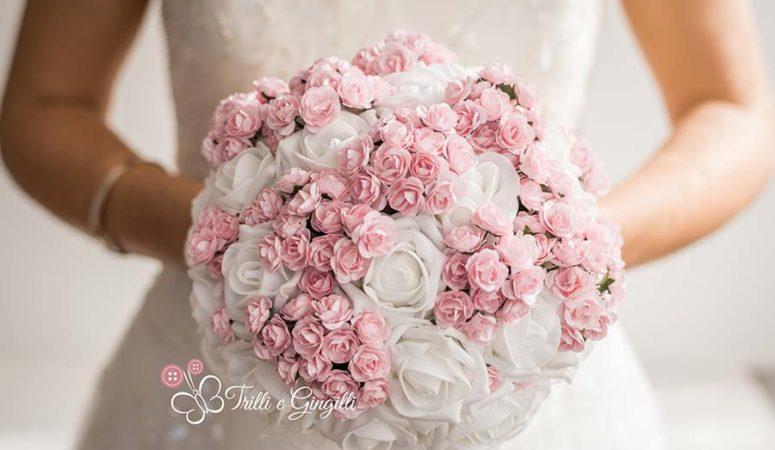 Bouquet matrimonio romantico: tante idee ed esempi per te!