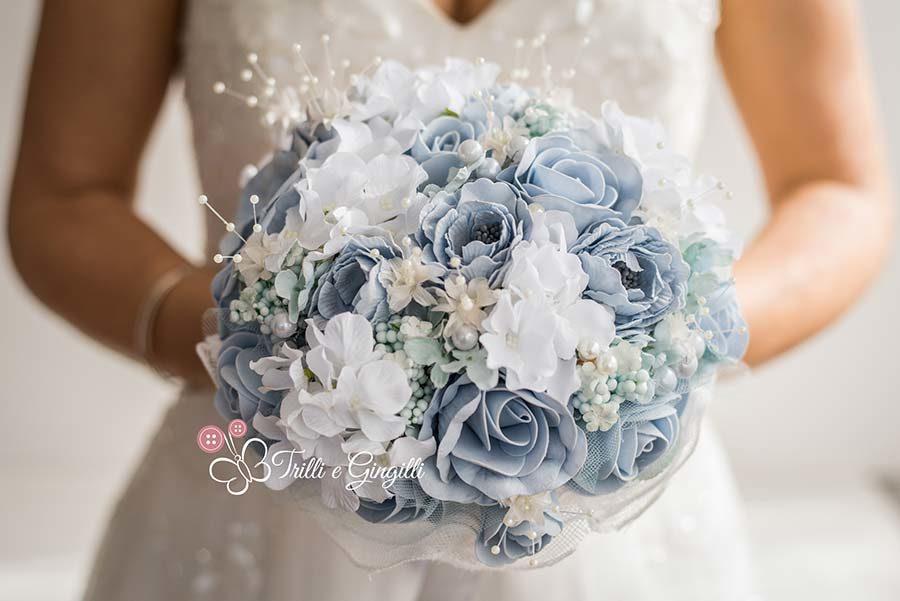 bouquet sposa classico rose peonie