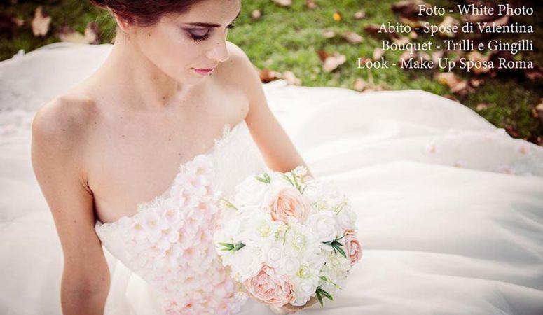 Bouquet per abito rosa cipria: quali stanno meglio?