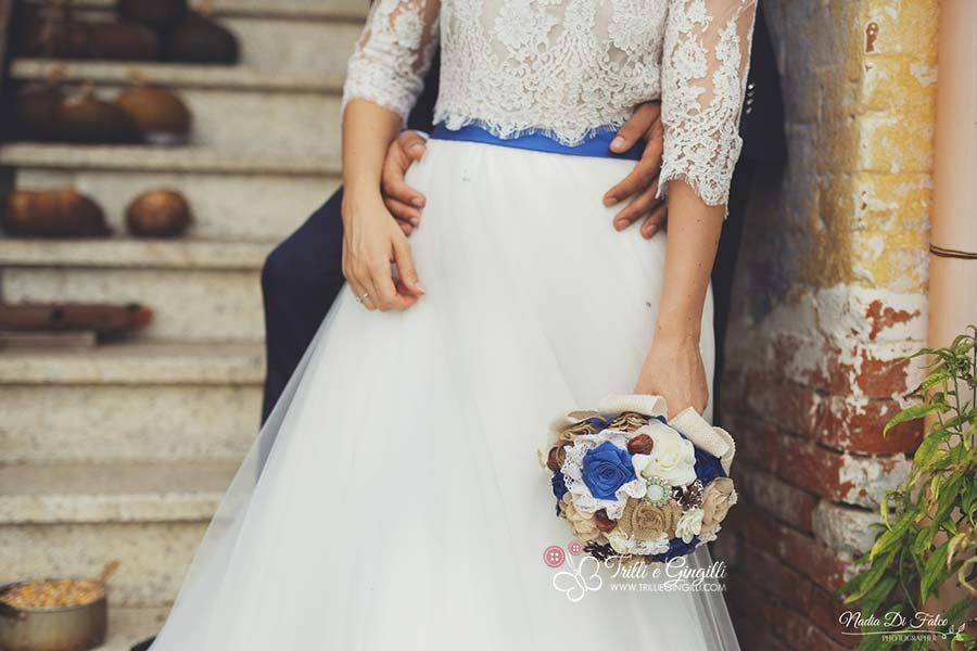 sposa country chic