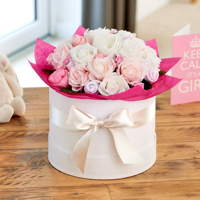 bouquet nascita bimba