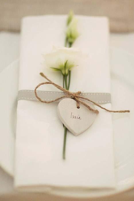 Segnaposto Matrimonio Pinterest.Idee Matrimonio A Tema Romantico Tante Idee Originali Per Le Tue