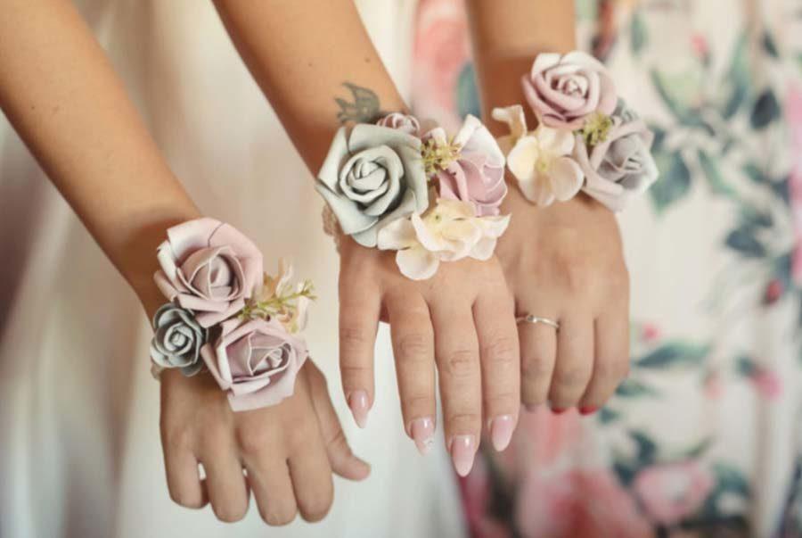 bracciali damigelle
