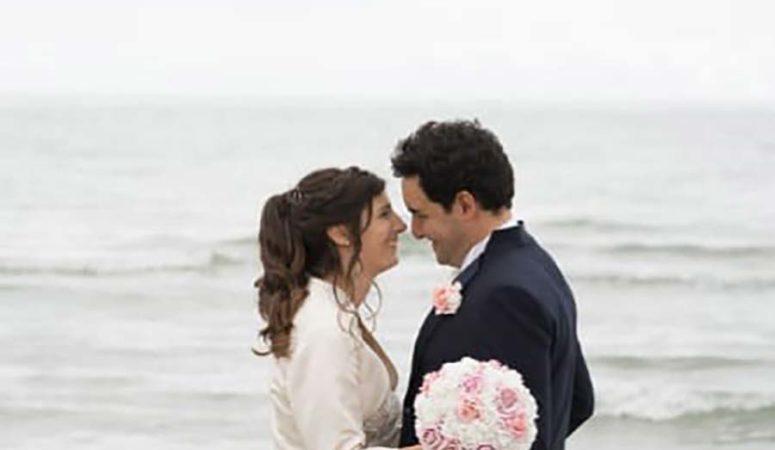 Il matrimonio rustico di Silvia e Francesco