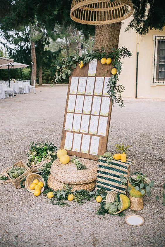 tableau matrimonio tema sicilia