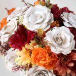 bouquet tema musica con spartiti