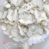 bouquet carta libro perle