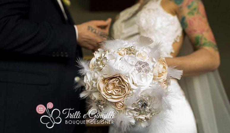 Bouquet con piume: questi sono i più belli!