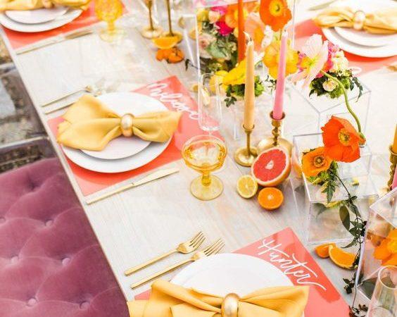 Matrimonio a tema frutta: tante idee colorate per te!