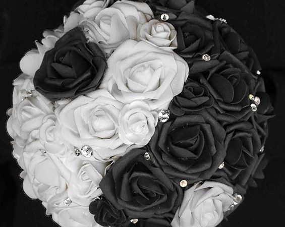 Matrimonio a tema bianco e nero: tante idee per te!