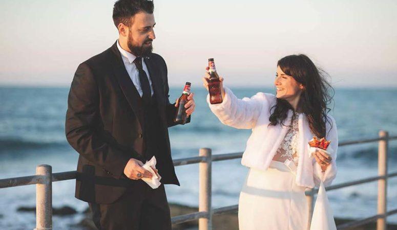 Il matrimonio a tema Trono di spade di Silvia e Ivan