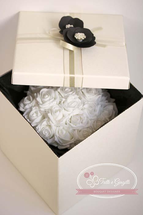 flower box regalo compleanno