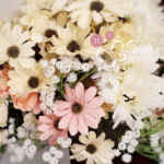 Bouquet Real Life margherite e nebbiolina